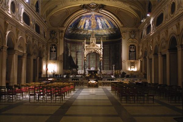 Santa-Cecilia-In-Trastevere